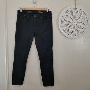 J.crew size 29 toothpick jeans